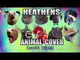 Twenty One Pilots - Heathens (Animal Cover)