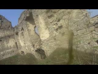 Малий Тернопільський круг. 3 серія - Сидорівський замок і Гусятин.