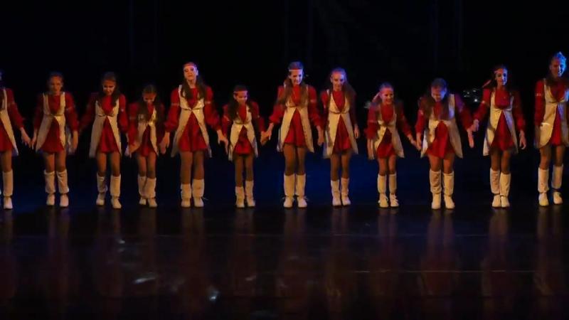 ТОДЕС отчётный концерт Нижний Новгород 7 группа - 28 мая 2016. Саша давай!