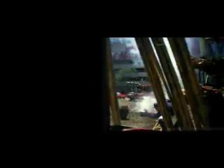 Оптимус Прайм против Гримлока (Динобот). Трансформеры- Эпоха истребления.