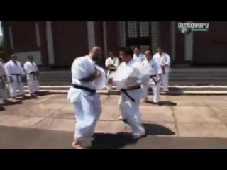 Тайны боевых искусств Киокушин карате discoverychannel