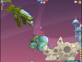 Вормикс: Я vs Оля (7 уровень)