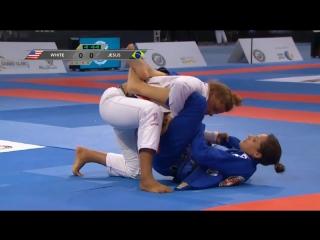 Nathiely Jesus vs Tara White Abu Dhabi Grand Slam LA Day