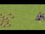 Age Of Empires II vs 2016 Physics
