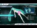 Hatsune Miku ProjectDIVA Strobo Nights Galaxy module Miku voice