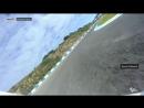 Бортовые видео прохождения круга трассы Херес на Ducati