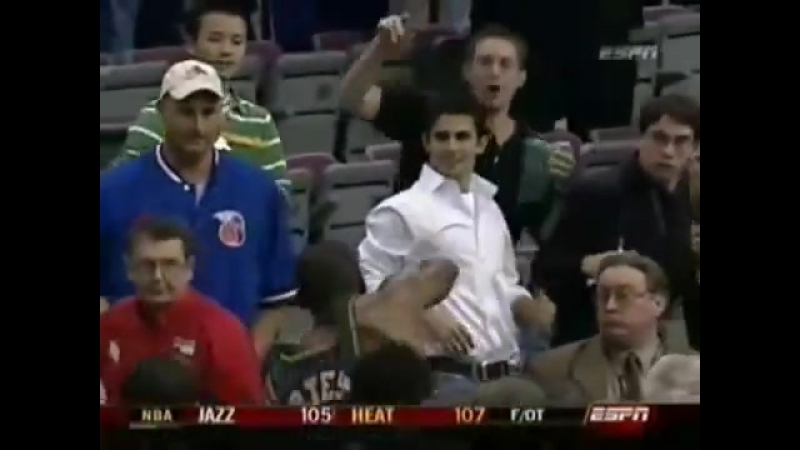 Ron Artest-Ben Wallace Fight in 2004 (Full Original Video!)