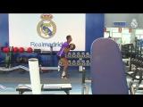 Возвращение Роналду и Пепе к тренировкам