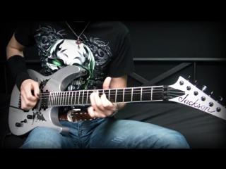 Hard Rock 80s ballad guitar solo improvisation - Neogeofanatic