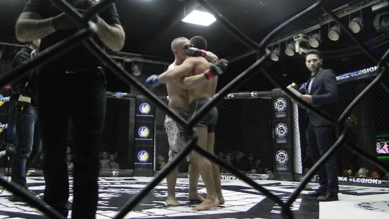 MMA PRO 8 Butov graduation