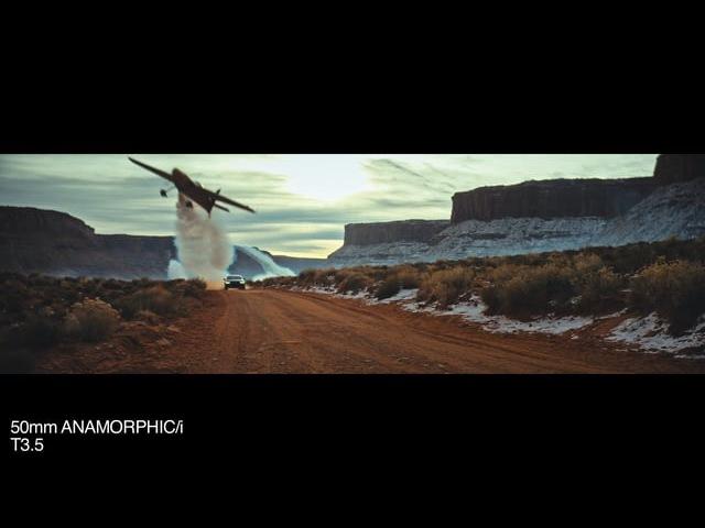 CHAIN REACTION edits - shot on COOKE Anamorphic i Prime Lenses