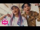 ⚡️TT⚡️ ( TIZZY ) feat. 😈 VAVA : U Pu$$y U Know It - 中文/中国说唱/饶舌:Chinese Hip Hop China Rap