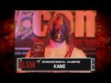 [WCOFP] Kane vs Christian w/ Edge IC Title Match 6/4/01