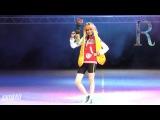 ANIMAU 2016 EXPO. Глэм (Уфа) Splatoon - Inkling
