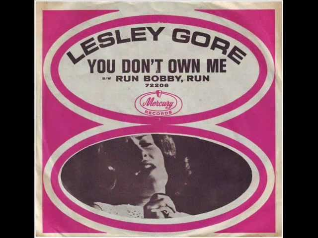 Lesley Gore - You Dont Own Me (1964)