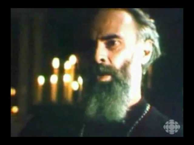 Metropolitan Anthony Bloom - Interview on the CBC - On Suffering (1973)