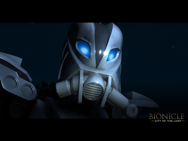 BIONICLE City of the Lost: Downfall