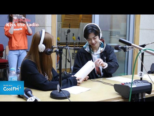 [RAW|YT][07.04.2016] Monsta X @ SJ's Kiss the radio (Kihyun, Hyungwon)