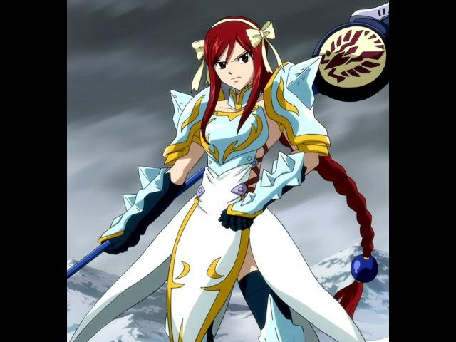 Fairy Tail-Имя мне Легион {Erza Skarlet}