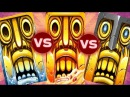 Temple Run 2 Blazing Sands VS Frozen Shadows VS Sky Summit PART 6 (Aviator, Sigur, Freya)