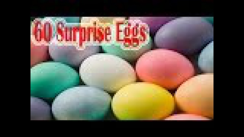 60 Surprise Eggs | PlayDoh Surprise Eggs Play-Doh Surprise Balls | Egg Surprise Toys Videos For Kids