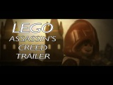 The 1st Assassin's Creed Trailer in LEGO