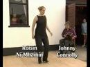 Танцює Роушін Ні Вайнін під музичний супровід Джонні Конноллі