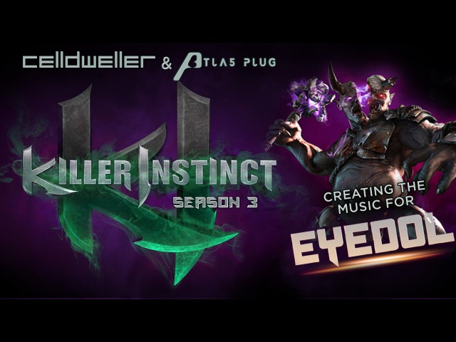 Killer Instinct Season 3 - Creating The Music for Eyedol