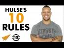 Elliott Hulse's Top 10 Rules For Success (@ElliottHulse)