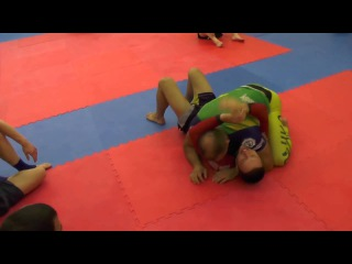Arm traingle choke BJJ black belt techniques