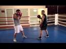 Бокс для начинающих  Положение ног в боевой стойке  Как поставить удар  Мастер класс от КОСТИ ЦЗЮ