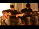Hurt Falls Apart Acoustic Cover by Steve Glasford and Adam