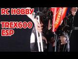 *RC HOBBY ALIGN Trex 600 ESP подготовка. Чуть не взлетел в фотостудии =) НА ЭТОТ раз БЕЗ голых сисек