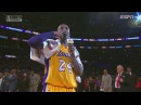 Kobe Bryant 60 Points in Final Game vs Utah Jazz - Full Highlights + Speech 13/04/2016