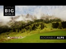 Adorable Austrian Alps 4k Time Lapse Tilt Shift Aerial