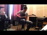 Kenny Dorham - Blue bossa ( cover Sergey Hromtsev)