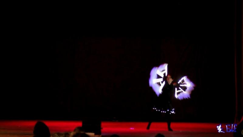 София Кляшторная - Чёрный лебедь - ELFest 2016 - Отборочный тур
