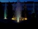 Миргород   цветной фонтан