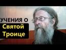 Учение о Святой Троице. Протоиерей Геннадий Фаст