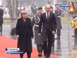 Берлин не спешит передавать Киеву обещанные 500 миллионов евро