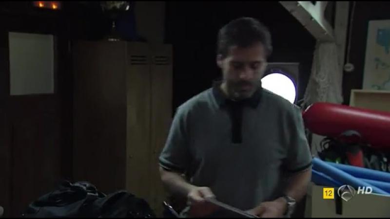 Корабль Ковчег El Barco 3 сезон 13 серия