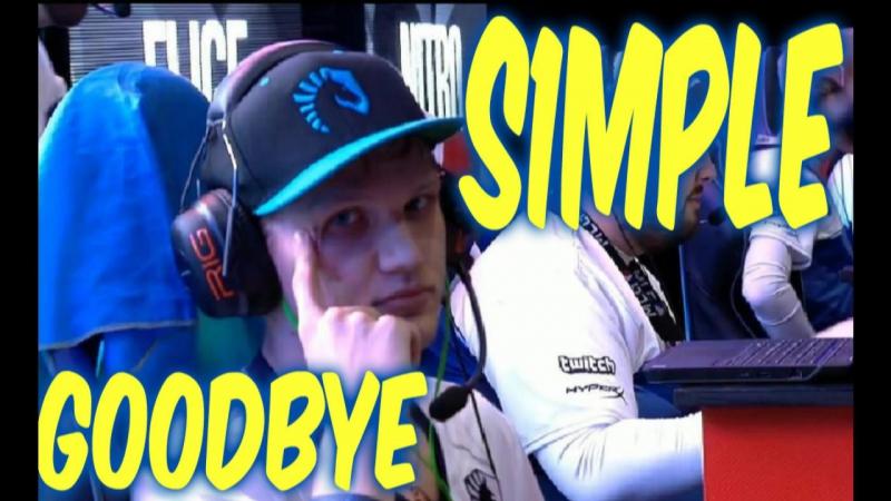 Oczosinko s1mple leaves Team Liquid