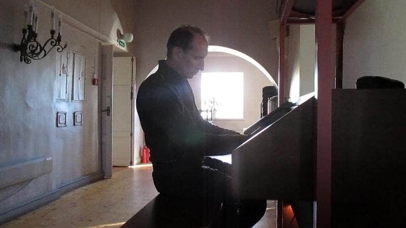 18.10.16_J.S.Bach (1685-1750)_Christe, du Lamm Gottes BWV619