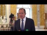 Лавров о встрече Путина, Саргсяна и Алиева по Карабаху: Разговор был конструктивный, доверительный и открытый.