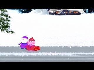 Свинка Пепла новые серии Пепла пришлась школу / Peppa Pig Peppa new series came to school with a n -
