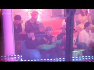 """31.12.16 B.A.P during Hani & Seolhyun & Tzuyu - 내 남자 친구에게 (FIN.K.L - To My Boyfriend) @ """"2016 MBC Gayo Daejejeon"""""""