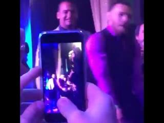 Conor McGregor | Las Vegas | UFC 200 party
