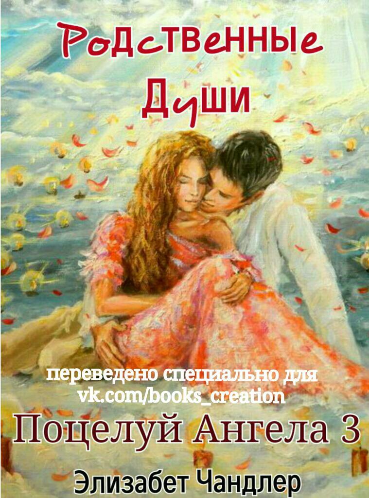 Родственные души. Поцелуй Ангела 3 - Элизабет Чандлер