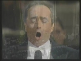 Хосе Каррерас 'Аве Мария'   Jose Carreras - Ave Maria- By Mascagni - Roma-2000