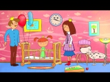 Мультфильмы - Жила-была Царевна - Не буду спать! (мультик 1)